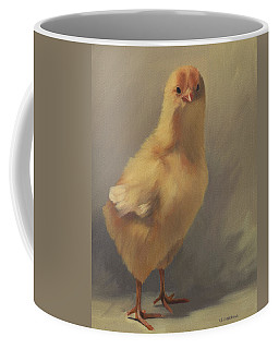 The Yellow Chick Coffee Mug
