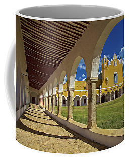 The Yellow City Of Izamal, Mexico Coffee Mug