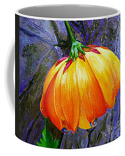 The Yellow Flower Coffee Mug