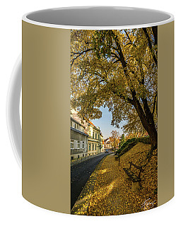 The Yellow Tree Coffee Mug
