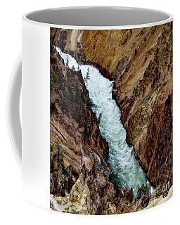 The Yellowstone Coffee Mug