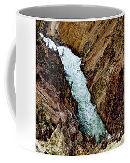 The Yellowstone Coffee Mug