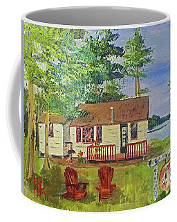 The Young's Camp Coffee Mug