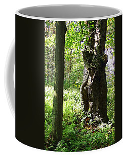 The Youth And The Elder Coffee Mug