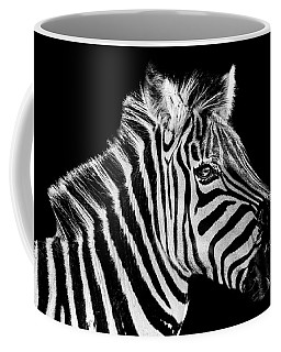 The Zebra Stripes Coffee Mug