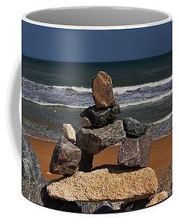 The Zen Of A Hurricane Coffee Mug