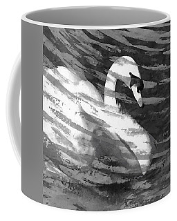 Zen Swan Coffee Mug