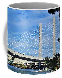 Thea Foss Bridge  Coffee Mug