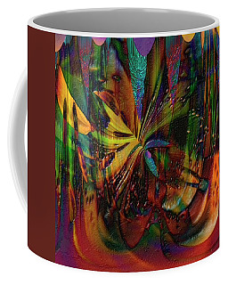 Theatre Of The Allured Coffee Mug by Richard Thomas