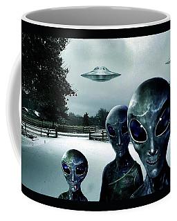 Them Outlanders . . .  Coffee Mug