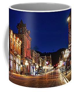 Then And Now Coffee Mug