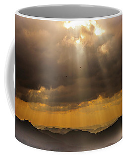 Coffee Mug featuring the photograph Then Sings My Soul by Karen Wiles