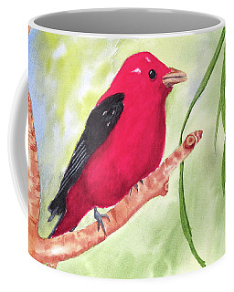 Theodore Tanager Coffee Mug