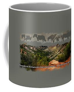 Theodore Roosevelt National Park Coffee Mug