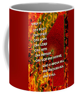 There Is Only One Coffee Mug