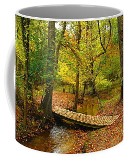 There Is Peace - Allaire State Park Coffee Mug