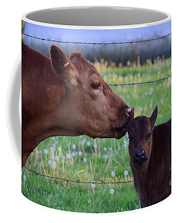Coffee Mug featuring the photograph There Is Somthing In Your Ear by Mark McReynolds