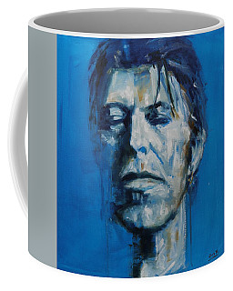 There S A Starman Waiting In The Sky Coffee Mug