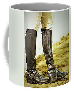 Theres Something About Horses Coffee Mug