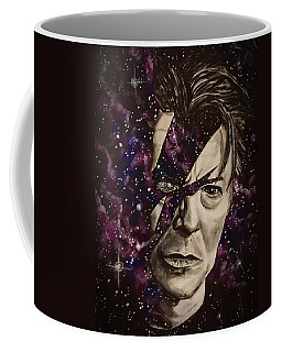 There's A Starman Waiting In The Sky Coffee Mug