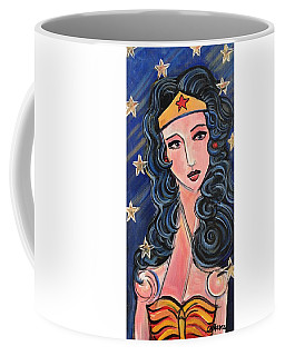 There's A Wonder Woman In Us All Coffee Mug