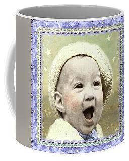 There's Bunny Coffee Mug