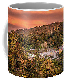 Thermal Village Rotorua Coffee Mug