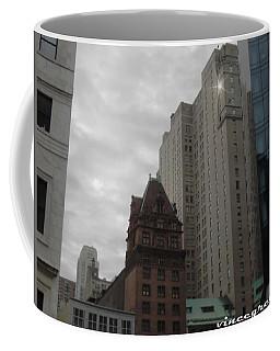 They Always Say It's Sunny In Philadelphia Coffee Mug
