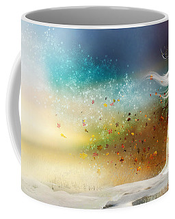 They Call Me Winter Coffee Mug