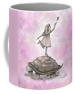 Butterfly Princess Coffee Mug