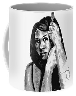 They Know Coffee Mug