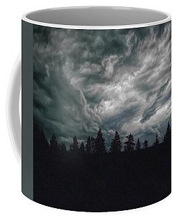 They're Coming Coffee Mug