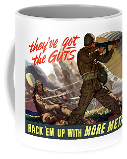 They've Got The Guts Coffee Mug