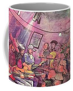 Thin Air At The Woodcellar Coffee Mug