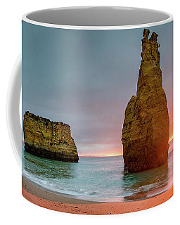 Coffee Mug featuring the photograph Thin Line by Dmytro Korol