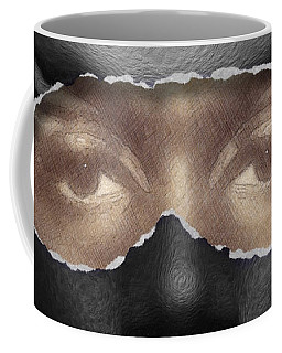 Coffee Mug featuring the digital art Thin Skinned by ISAW Company