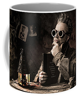 Things To Consider - Steampunk - World Domination Coffee Mug