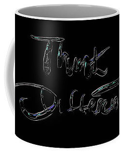 Think Different 1a Coffee Mug by Brian Reaves