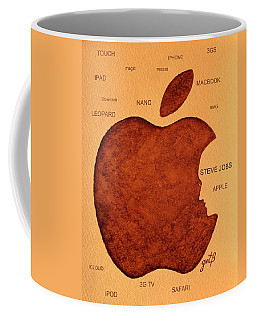 Think Different Steve Jobs 2 Coffee Mug