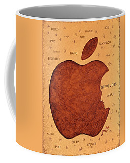 Think Different Steve Jobs  Coffee Mug