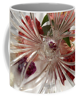 Think Outside The Vase #8801_0 Coffee Mug by Barbara Tristan