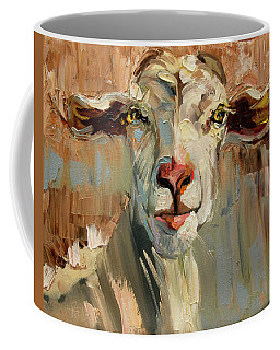 Thinking Goat Coffee Mug