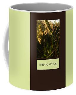 Thinking Of You Coffee Mug