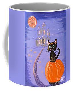 Things I Like Best At Halloween Coffee Mug