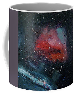 Coffee Mug featuring the painting Third Eye by Michael Lucarelli