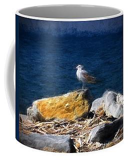 This Gull Has Flown Coffee Mug
