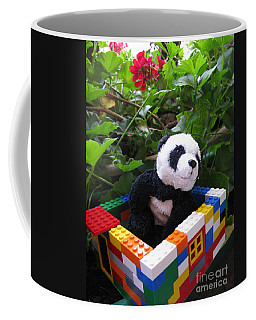 Coffee Mug featuring the photograph This House Is Too Small For Me by Ausra Huntington nee Paulauskaite