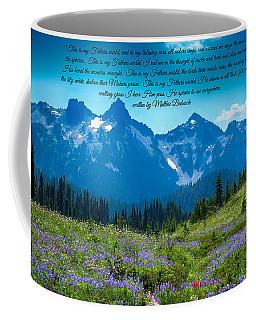 This Is My Fathers World 3 Coffee Mug by Lynn Hopwood