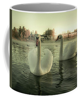 This Is Purity And Innocence Coffee Mug by Rose-Marie Karlsen