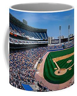 This Is The New Comiskey Park Stadium Coffee Mug
